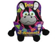 Snuggle Pets  J-Animals Onesie -  Zebra - MEDIUM 106 to 155cms